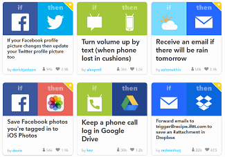 Automating Tasks with IFTTT and Zapier