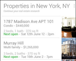 Google Takes Another Look at Real Estate